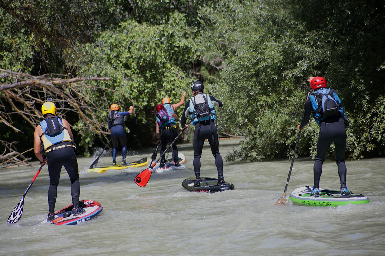 SUPRIVER - paddle surf