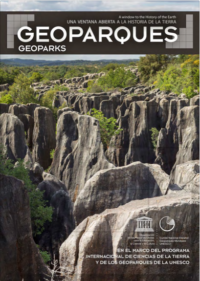 Revista Geoparques 2018