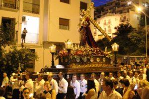 Procesión Feria Algarinejo