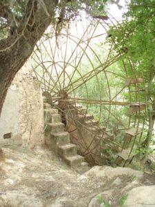 Noria de la Agusadera Cuevas Bajas