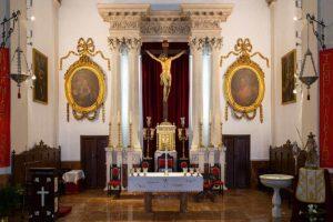 Iglesia de la Expectación Encinas Reales