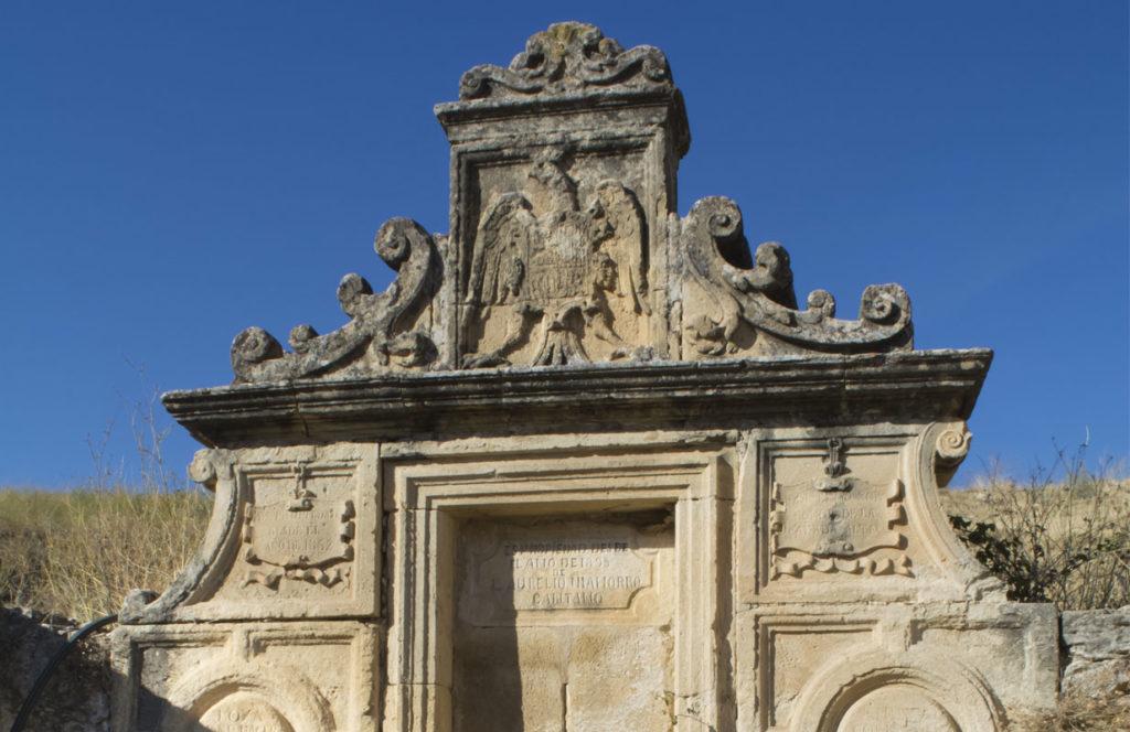 Fuente Santa en Loja Granada